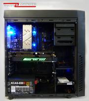 Сбалансированный игровой компьютер Optima V с GTX1060