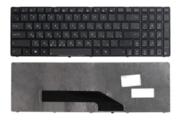 Клавиатура для ноутбука Asus K50 K60 K61 K70 F90 Black RU 11130 11129