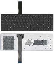 Клавиатура для ноутбука Asus K55 X501 A55 U57RU контакты на себя