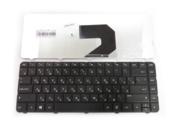 Клавиатура для ноутбука HP G4-1000 G6-1000 630 635 Black RU