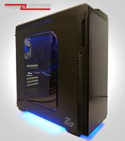 Тихий игровой компьютер Neo II
