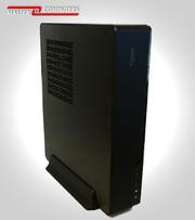 Мощный игровой компьютер размером с приставку.