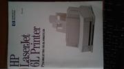 Принтер HP LaserJet  6L Printer б/у